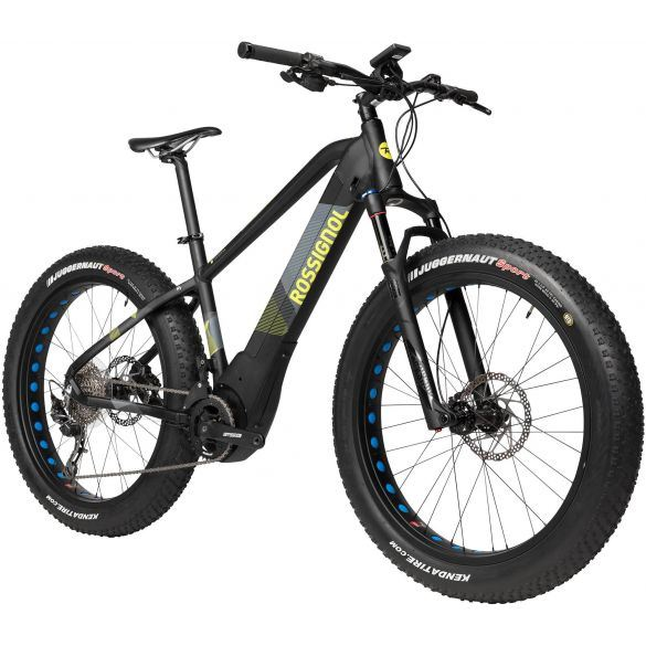 e bike rossignol fat