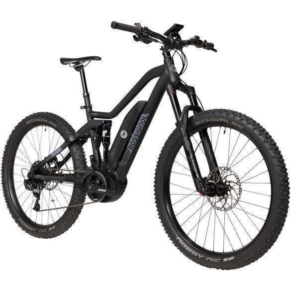 e bike rossignol e track trail