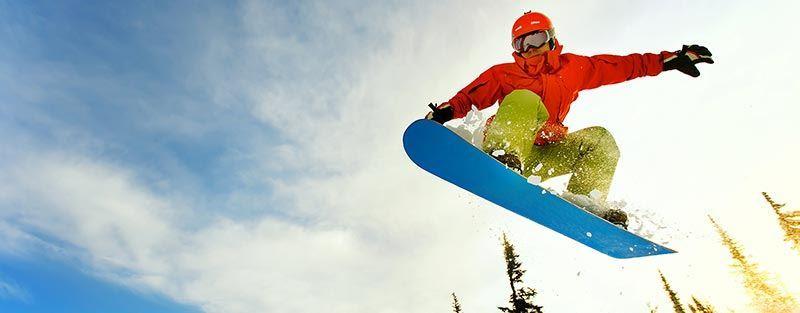 inverno snowboard